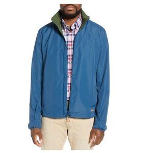 Make Offer Barbour Rye Waterproof Jacket Blue NWT